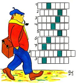 Koos Werkloos puzzel
