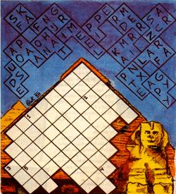 Piramide puzzel