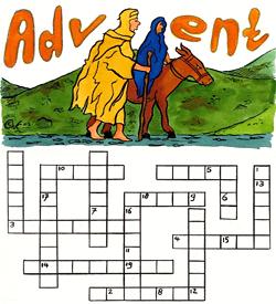 Advent puzzel