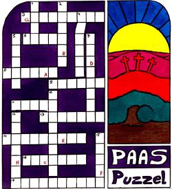 Paas puzzel