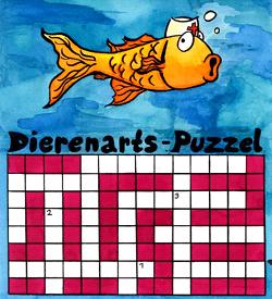 Dierenarts puzzel