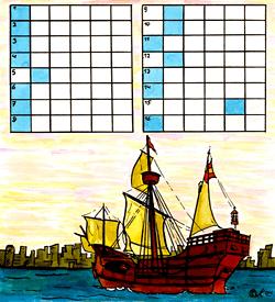 Columbus puzzel