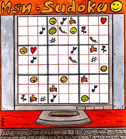 MSN-sudoku