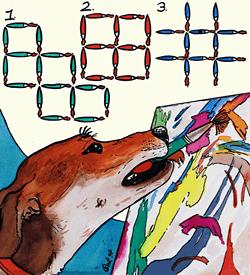 Sammie lucifers puzzel