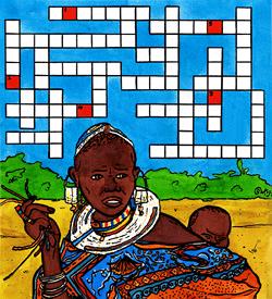 Swahili puzzel