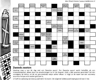 Zweeds zweten puzzel