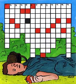 Sprookjes puzzel