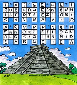 Maya puzzel