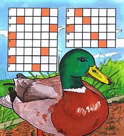 Eend puzzel
