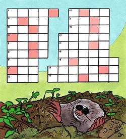 Mol puzzel