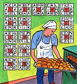Banketbakker puzzel