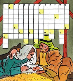 Kerst Bijbel puzzel