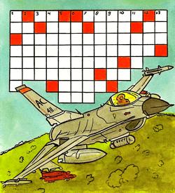 F16 puzzel