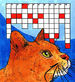 Huisdieren puzzel