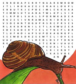 Weekdieren puzzel