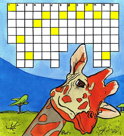 Zoogdieren puzzel