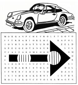 Porsche puzzel