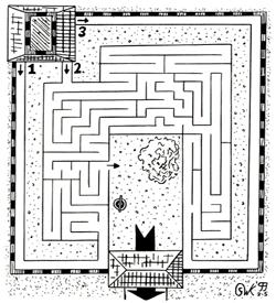 Dool-hof puzzel