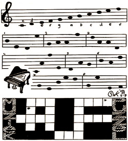 Muziekpuzzel