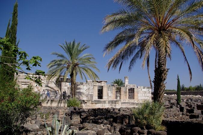 Groeten uit Kafarnaüm