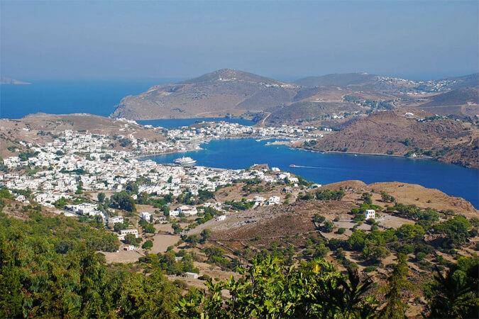 Groeten uit Patmos