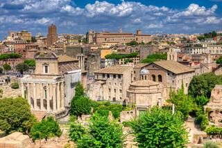 Groeten uit Rome